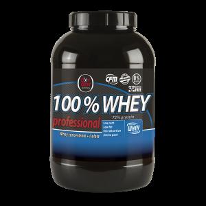 """100% WHEY protein """"Proteína concentrada de suero"""""""