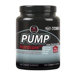 """PUMP Hardcore """"Pre-Entreno Concentrado"""""""