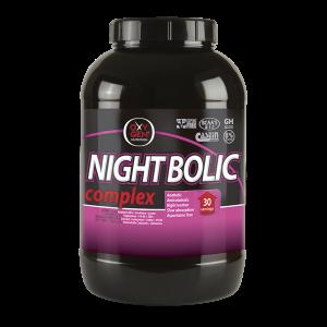 """Night Bolic Complex """"Proteína Secuencial para la Noche"""""""