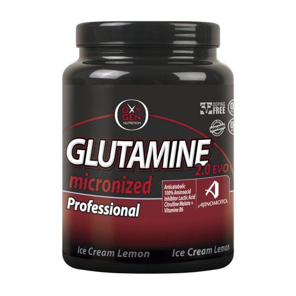 Glutamine-Oxygen Nutrition