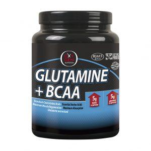 Glutamine-BCAA-Oxygen Nutrition