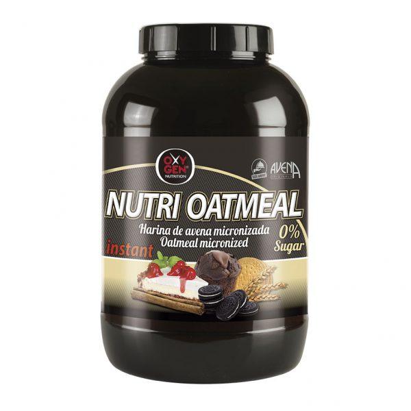 NUTRI-OATMEAL-Oxygen Nutrition