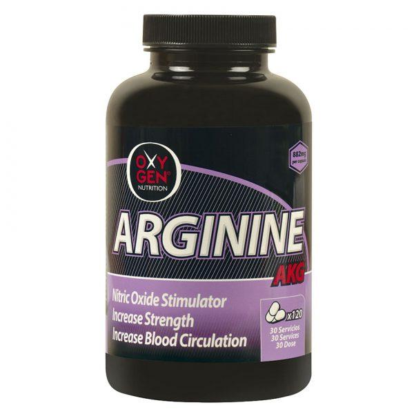 ARGININE-Oxygen Nutrition