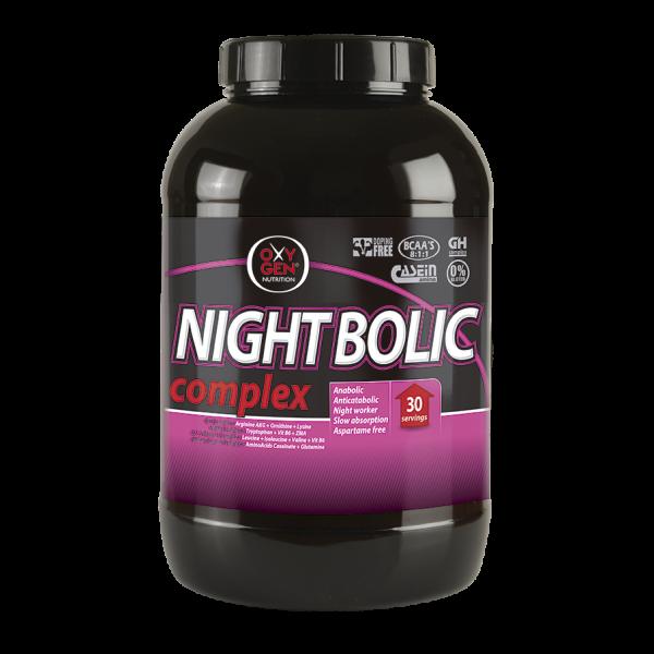 NIghtBolic-Oxygen Nutrition