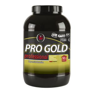 PRO GOLD Professional «50% Proteína+ 50% Carbohidratos»
