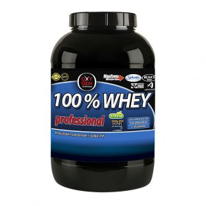 100% WHEY professional «Whey Protein Concentrate & Isolate»