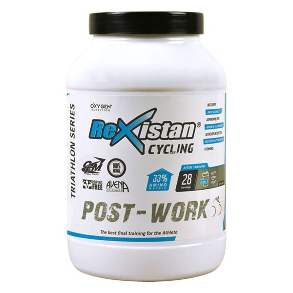REXISTAN POST-WORK-Oxygen Nutrition