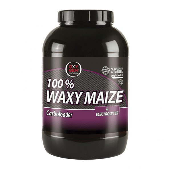 Waxy-Maize-Oxygen Nutrition