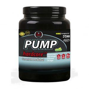 PUMP Hardcore «Pre-Entreno Concentrado»